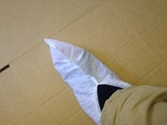 Disposable Shoe Socks - Large