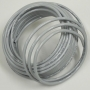 C02  High Pressure AS Tubing - Grey 6mm ID